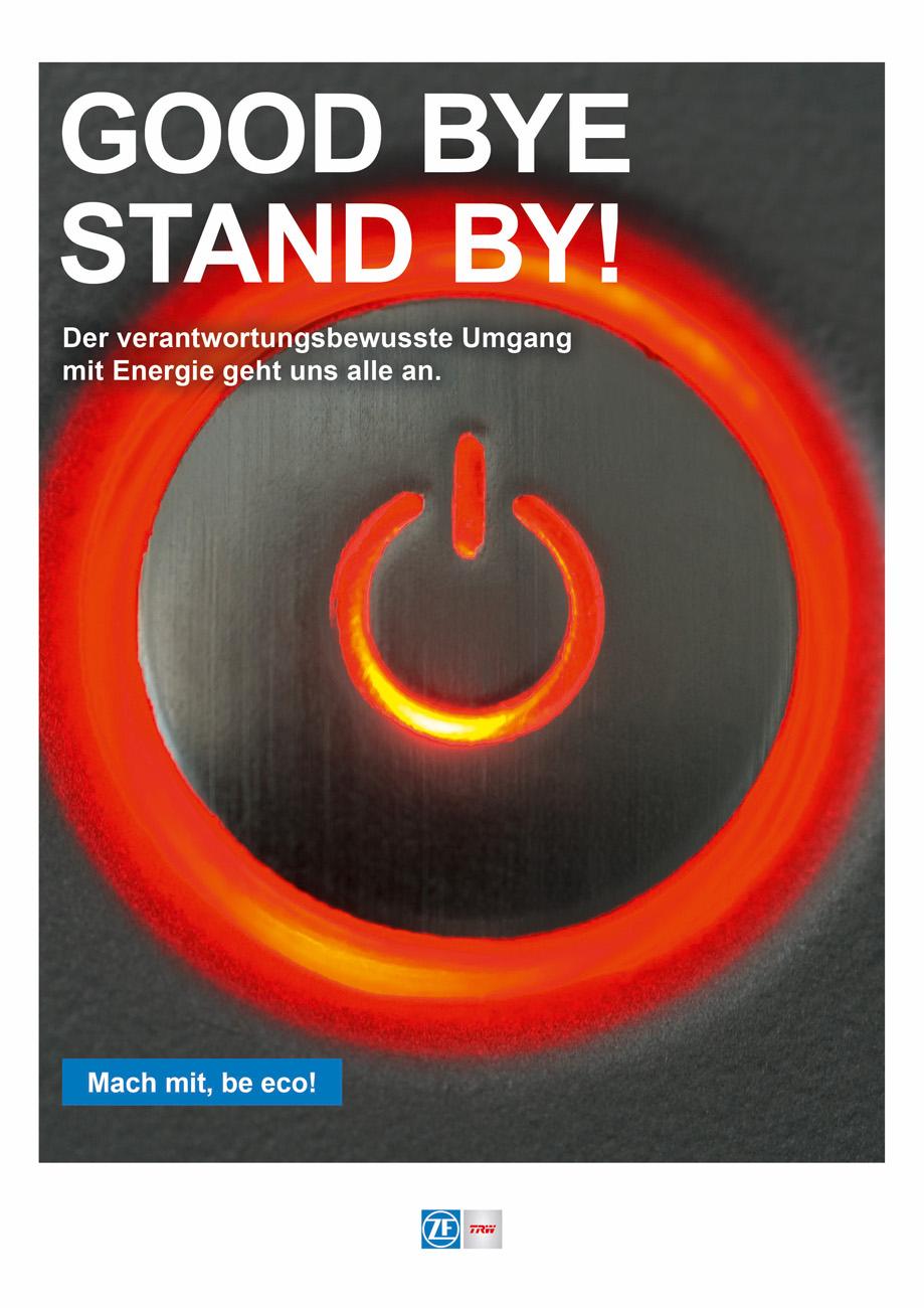 Motiv Energiesparen für ZF/TRW