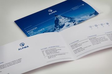 Einladungskarte für die Interpack-Messe